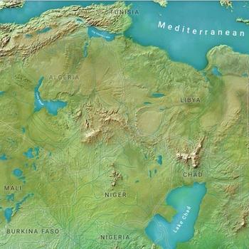 地球温暖化で砂漠に緑が戻っているというビックリ話し!