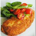 鶏の胸肉のコトレッタ