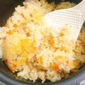 缶詰&炊飯器で!簡単鮭ピラフ by 美容料理研究家あゆさん