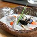 ◆大和しじみと根菜のチャウダー by そーにゃさん
