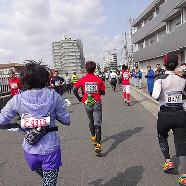 寝屋川 ハーフ マラソン
