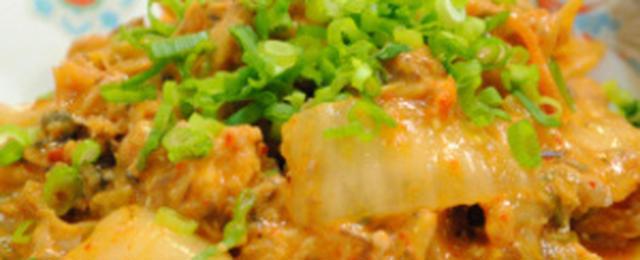 ピリっとコクうま!かんたん「キムマヨ」おかずレシピ