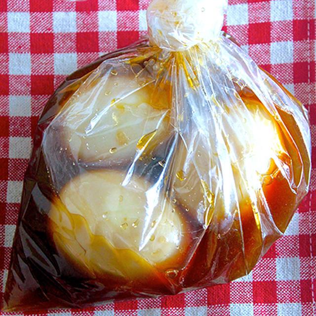 おつまみからラーメンのトッピングまで♡作り置きしておくと便利♡『おつまみ煮卵』《簡単*節約*作り置き*お弁当》