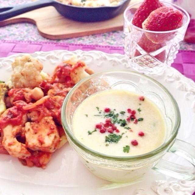 【朝食レシピ】ニトスキでスクランブルガーリックトースト