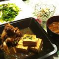 牛肉すき煮の献立 by RIESMOさん