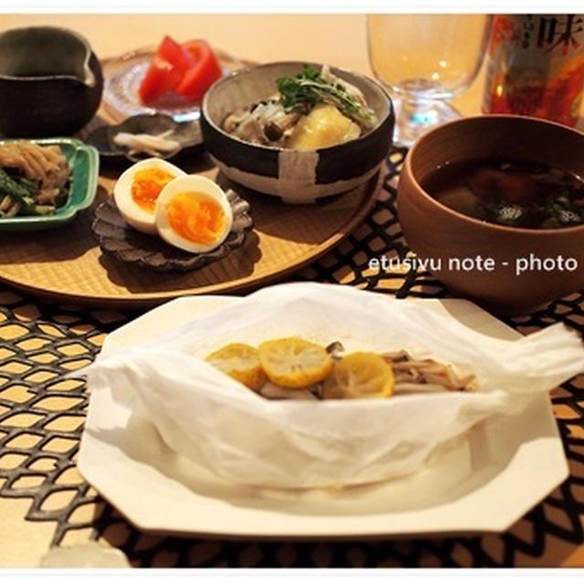 スーパーセール&豆皿を使って最近の深夜ごはんいろいろ。