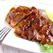 豚肉が柔らかくなるコツあり*シンプルな味付けで美味しいポークチャップ
