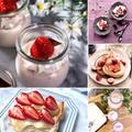 いちごを使ったスイーツ10選♡【#簡単レシピ#いちご】