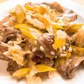 【レシピ】豚ハツとねぎの塩麹マヨ炒め