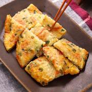 家飲みに!「豆腐とカニカマ」で作るお手軽おつまみ