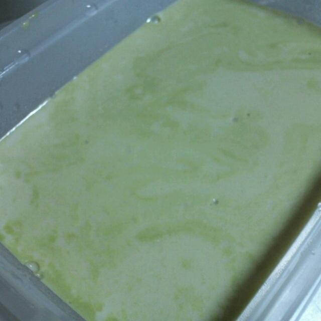 ☆青汁入り!豆乳抹茶プリンの作り方☆