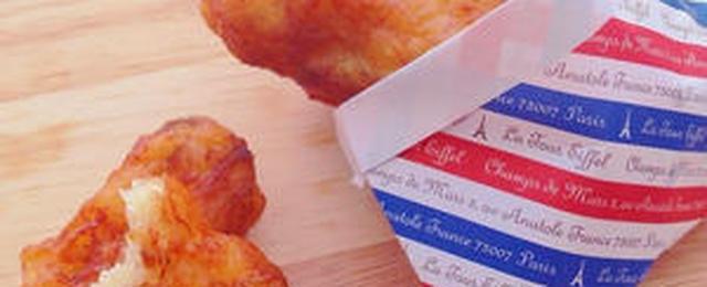 ふわもち食感にやみつき♪米粉で作るドーナツがおいしい!