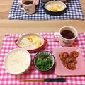 【ごはん】豆腐と長芋とろろのチーズ焼き
