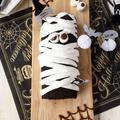 【チーズクリームのミイラロールケーキ】ハロウィン