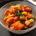 【志麻さんレシピ】ミックスビーンズのトマト煮【缶詰で簡単】