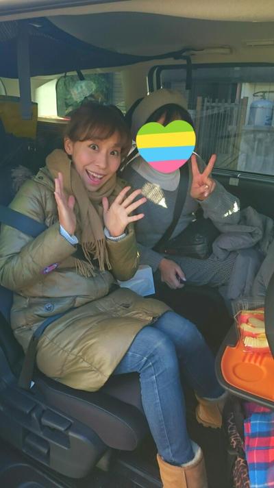 茨城向かってます~!!