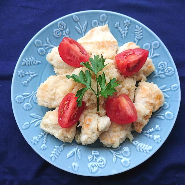 まるで料亭の味、鶏むね肉のみぞれ煮(ヘルシーダイエット)(鶏胸肉、大根)