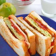 ボリューム満点!「韓国風トースト」のアイデア5選