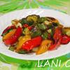 グリル野菜アーリオオーリオ