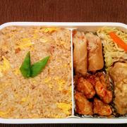 今日のお弁当 第1264号 ~満点♪ 中華弁当~