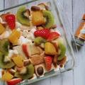 インスタ映え⁈「フルーツたっぷり マシュマロトースト」