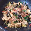 野菜たっぷり豆腐チャンプルー