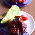 漬け込み不要!すぐ食べたいを叶えるレシピ♡お家のキッチンでBBQ!!スペアリブ焼きませんか?