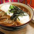 簡単!!長芋とろろ蕎麦の作り方/レシピ by 赤いライジングスターさん