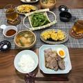 バーミキュラで豚ブロック肉のはちみつ煮と初めて炊いたご飯。それと初挑戦のアレ。
