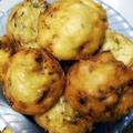 蠣餅│馬祖風カキと岩海苔のかき揚げ