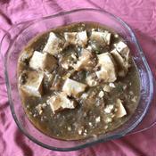 レンチン麻婆豆腐