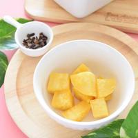 炊飯器で『さつまいものオレンジジュース煮』【スパイス大使】GABANクローブ