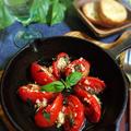 スキレットで焼きっぱなし!トマトのコンフィ