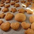 ホットケーキミックスでクッキー作り♪