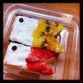 2012 こどもの日「ミニこいのぼりケーキ&よもぎ餅」 by ATSUKO KANZAKI (a-ko)さん