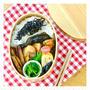 旬の味覚と疲れ対策、秋鮭の甘酢照り焼き弁当