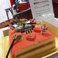 2011年イケセイのクリスマスケーキ