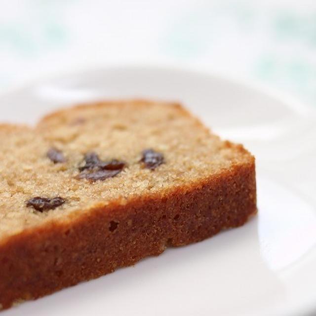 ★レシピ★ 黒糖とドライフルーツのケーキ