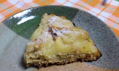 アップルジンジャーケーキ  「モラタメ」