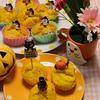 かぼちゃの蒸しパン