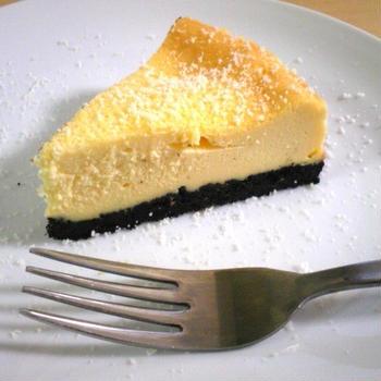 15分で出来るベイクドチーズケーキ ~時間と味は比例しません~