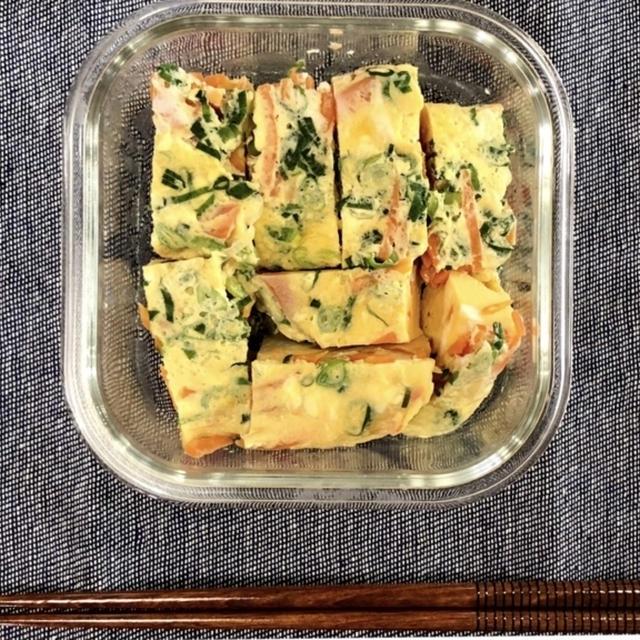 【レンジ卵焼き】レンジで作り置きレシピ♪簡単!時短!ヘルシー!