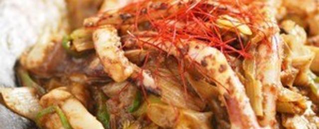 イカはゲソが美味しい?!簡単なのに激ウマなイカゲソ炒め