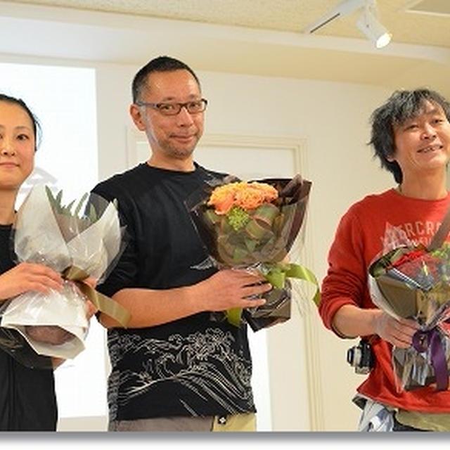 料理写真教室出版記念&同窓会