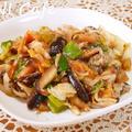 白菜と牡蠣のうま煮