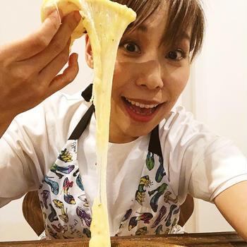 ランチはフォルマッジピザです!!