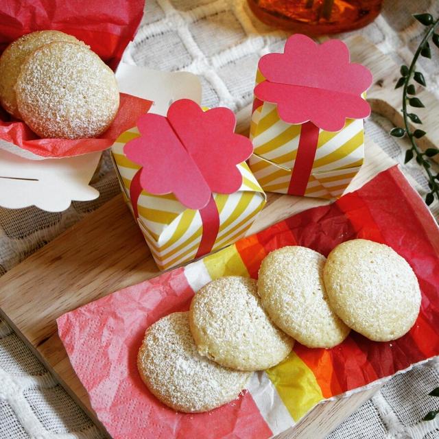 【簡単!HMで】ふんわりレモン香る♪レモンソフトクッキー