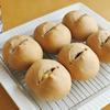 チーズ&キャラウェイの玄米パン