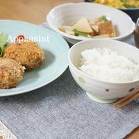 【モニター】ジューシー♪スタミナメンチカツ定食