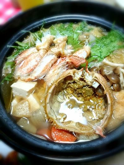 カニすき鍋を締めまで楽しむ食べ方♪カニすき鍋の美味しいレシピ
